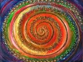SPIRALA MAVRIČNI VRTINEC - IGRA ŽIVLJENJA
